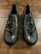 Scarpe SPECIALIZED S-WORKS ciclismo carbon bike shoes  44 black