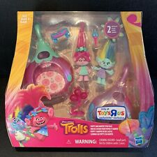 Trolls Dreamworks Poppy And Harper's Pod Pack Playset ToysRus Exclusive New