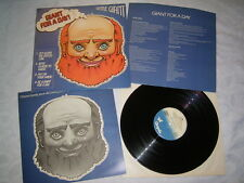 LP-Gentle Giant-Giant for a day-UK 1978 OIS insert # cleaned