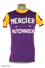 MERCIER Hutchinson vintage wool jersey, new, never worn S