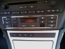 D BMW X3 E83 Chrom Rahmen für Klimabedienteil - Edelstahl poliert