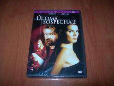 ÚLTIMA SOSPECHA 2 DVD EDICIÓN ESPAÑOLA PRECINTADO