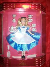 ALICE In Wonderland Disney Exclusive Classic Doll Collection RARE HTF