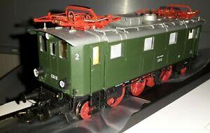 PIKO 51413 E-Lok BR E 32 DB Epoche III grün HO AC SOUND PSD XP 5.1 PluX22 S