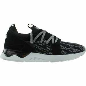ASICS Gel-Lyte V Sanze Lace Up  Mens  Sneakers Shoes Casual   - Black - Size 8 D