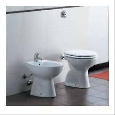 SANITARI TENAX CERAMICA DOLOMITE VASO WC, BIDET E SEDILE PVC SOFT CLOSE