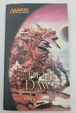 Magic The Gathering Book The Fifth Dawn Book 3 Mirrodin Cycle 2004