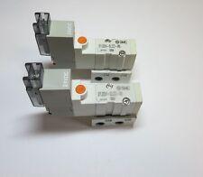 Smc Syj324-5L0Z-M5 24Vdc Pack Of 2