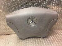 Mercedes Vito W638 AIRBAG STEERING WHEEL AIRBAG In Grey
