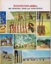 Original Vintage 1967 Winchester Western Rifle Shotgun Catalog