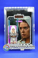 Star Wars REY Custom Carded Mini-figure Minifigure TROS Rise of Skywalker