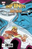 Infinity Countdown Adam Warlock #1 Allred Variant Marvel Comic 1st Print 2018 NM