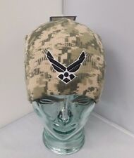 US Air Force Unisex Winter Cuffed Knit Beanie Hat Skully Cap  Color Camo NWT