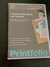 PRINTFOLIO Printstudio Software-Suite für MAC: Layout, Grafik, Druck, Versand