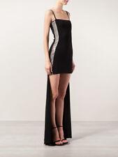 NEU, Luxus, Plein Sud, Chain Link Dress, Schleppe, Abendkleid, 38, Neu