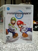 Mario Kart (Nintendo Wii, 2012) Complete with Manual