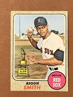 1968 Topps All-Star Rookie Reggie Smith Card #61 NM-MT Boston Red Sox