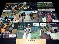 p dewaere LES VALSEUSES depardieu  rare jeu photos cinema lobby cards 1973