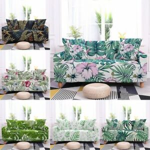 Comfort Tropical Sofa Slipcover Couch Covers Stretchy Sofa Covers Sofa Protector