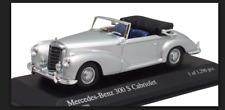 Mercedes Benz 300 S Cabriolet 1954 Siver 430032334 1/43 Minichamps