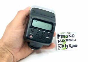 Viltrox Speedlite JY610N II - DSLR Camera Flash Canon Nikon Panasonic
