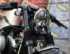HARLEY DAVDSON sportster FORTY EIGHT SEVENTY TWO 48 XLX1200 fork cover black