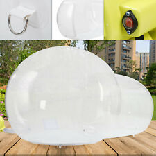 Fully Clear Inflatable Bubble Tent Inflatable Tents f/Trade Shows Garden Tent