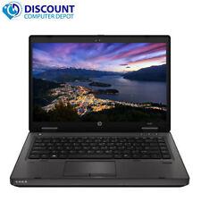 "HP MT40 14"" Windows 10 Home Laptop Computer PC Intel Celeron B840 4GB 160GB"