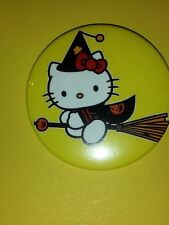 Hello Kitty - Witch Halloween Pins/Buttons
