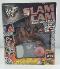 WWF Slam Cam Digital Camera And Software 1998 WWE Wrestling