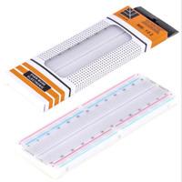 1Pc MB-102 830 Points Breadboard Solderless PCB Protoboard Board Test MB102 DIY