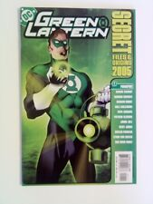 Green Lantern Secret Files and Origins 2005 DC VF+ Geoff Johns The Spectre 48 pg