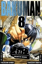 Bakuman Vol. 8 Manga NEW