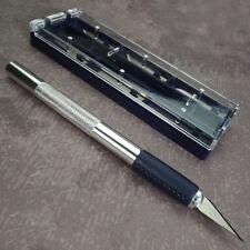 Bastelmesser-Set Cutter-Messer Hobbymesser Präzisionsmesser Skalpell Modellbau