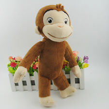 "12"" Curious George Plush Doll Monkey Plush Toy"