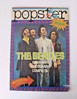 Vintage Original Popster No7 35ptas The Beatles Memorabilia Collectible Display