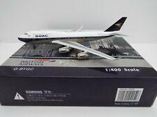 PHOENIX BRITISH AIRWAYS  BOAC B747-400  1-400  PLUS GROUND EQUIPMENT