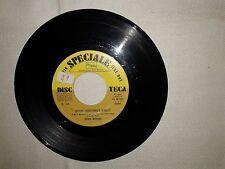 "I Caravans / Stevie Wonder - Disco Vinile  45 Giri 7"" Edizione Promo Juke Box"