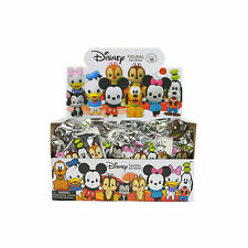 New Disney Series 10 Blind Bags Collectable Figural Keyring Keychain Full Box 24