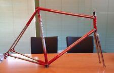 COLNAGO MASTER vintage italian steel road frameset COLUMBUS S4 EXCELLENT