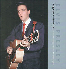 Elvis Presley - King Creole -The Music  - FTD Book/CD - NEW & SEALED