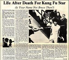 SL28/11/75p47 Movie review & Picture : The bruce lee story