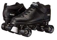 NIB Chicago Skates Bullet Speed Skate, Men's size 5, Black