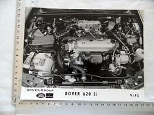 Foto Fotografie photo photograph ROVER 620 Si 9/93 SR420
