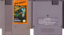 The Adventures of Rad Gravity - Nes Nintendo - Tested - Cartridge Only