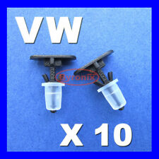 VW SHARAN VENTO TRANSPORTER RUBBER GASKET SEAL DOOR SURROUND PLASTIC CLIPS
