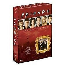 DVD Friends stagione 2 season 2  saison 2  (COFFRET 4 DVD)