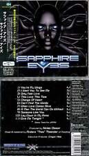 Sapphire Eyes + 1, Japan CD +obi (2013), AOR, Alyson Avenue, Mikael Erlandsson