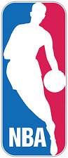 National Basketball Association NBA Car Bumper Locker Window Sticker Decal