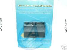 Adattatore converter convertitore hd hard disk Bidirezionale:IDE/SATA e SATA/IDE